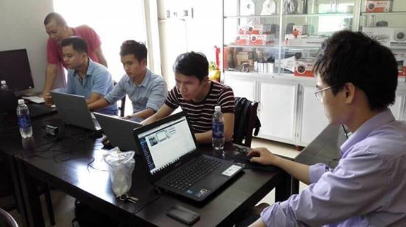 huong dan hoan thanh website chuan seo trong 1 ngay hoc wordpress mien phi