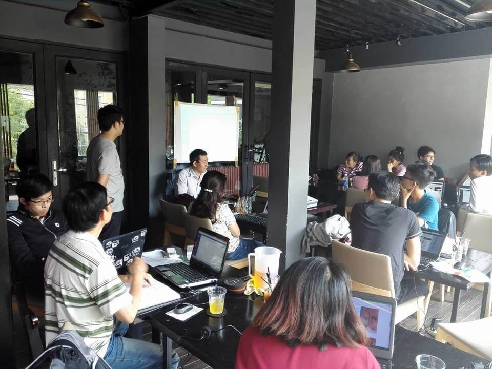 tham gia khoa hoc wordpress chuan seo