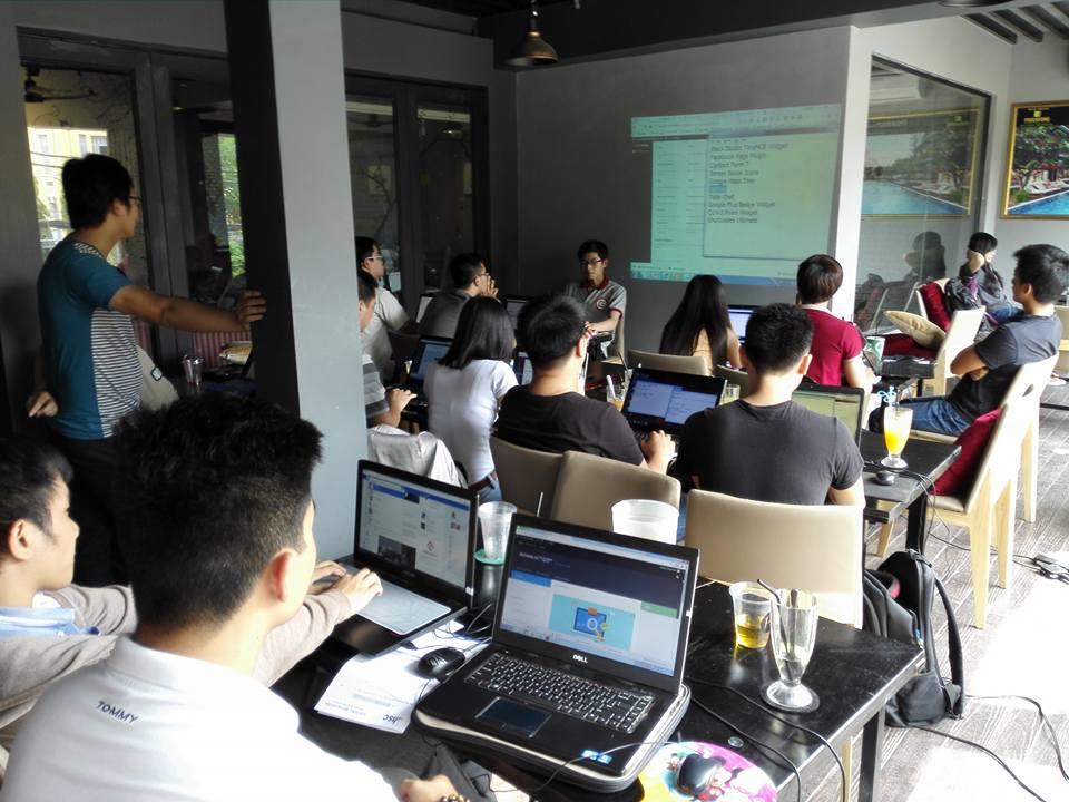 Khoá WP 14 – Dự án 50 Khoá học WordPress MIỄN PHÍ