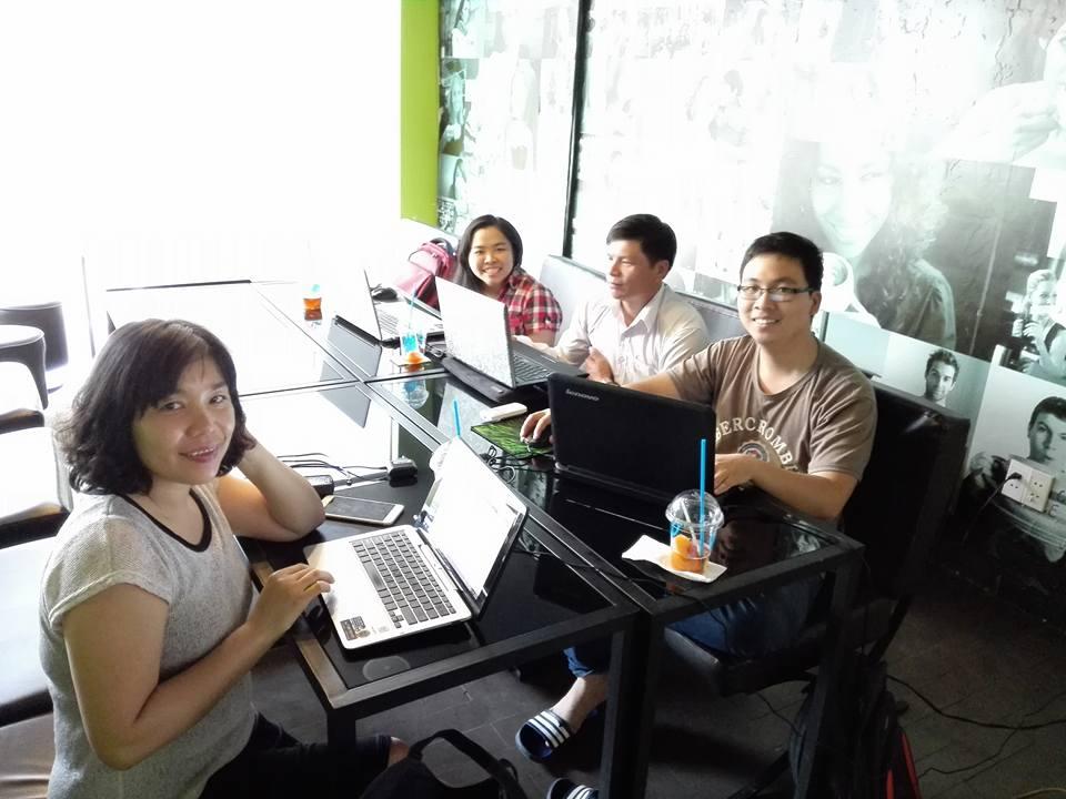 Huấn luyện coaching WordPress